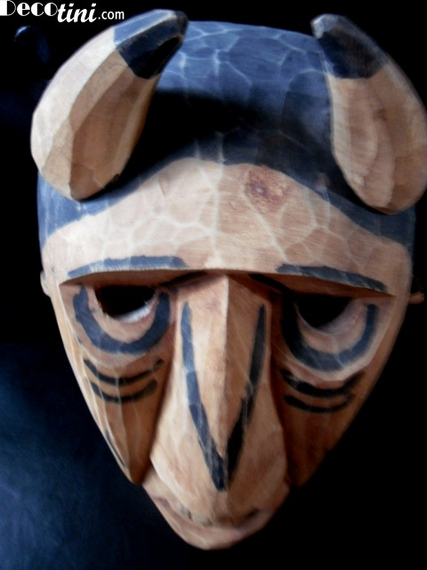 Native American Tribal Masks http://www.decotini.com/catalog/item/7497566/7886415.htm