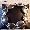 Georg Jensen Organic Sterling Bracelet SOLD